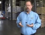 Amerikaanse supermarktdirecteur keert zich tegen voedselverspilling