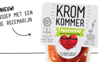 Nieuw soepie: Tomatensoep met Rozemarijn!