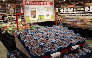 ZLTO lanceert voorbeeldcase kromme groente 'hete zomer oogst'