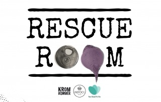 Kromkommer, Instock en Too Good To Go lanceren de Rescue Room